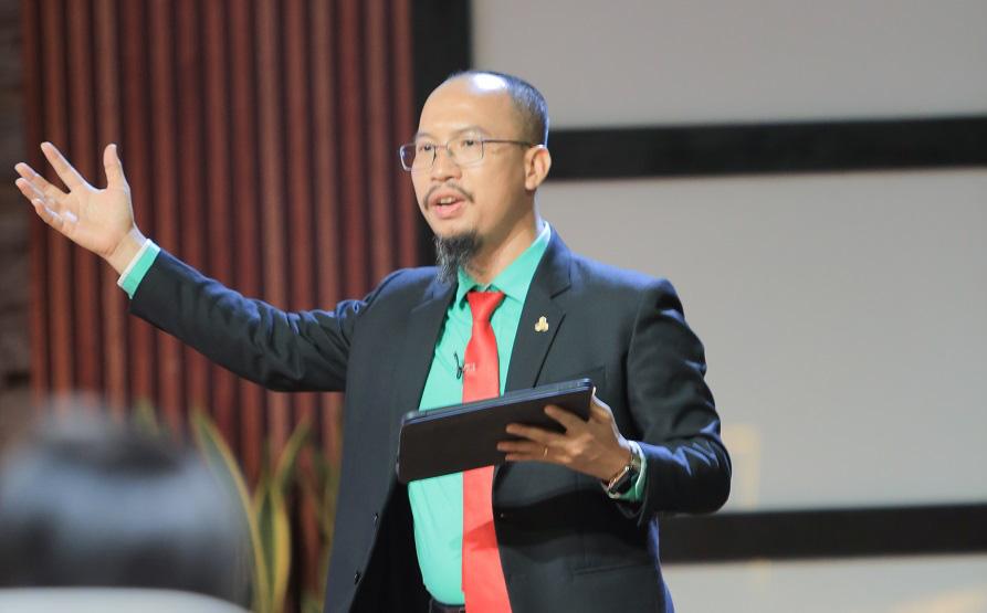 Founder Trần Duy Hào - Nhà sáng lập doanh nghiệp tiên phong trong lĩnh vực số hóa 3D. Nguồn: Internet