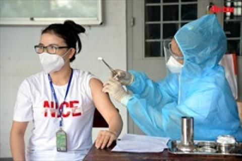 Trong ngày 4/8/2021 có 263.272 liều vaccine phòng COVID-19 được tiêm