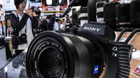 Sony nâng dự báo lợi nhuận cả năm khi doanh số bán hàng điện tử tăng vọt