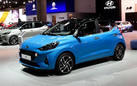 Hyundai Grand i10 2021 sắp ra mắt ở Việt Nam