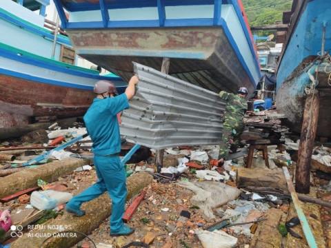 Kiên Giang: Hỗ trợ hơn 200 triệu đồng cho người dân bị thiên tai