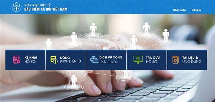 BHXH Việt Nam đẩy mạnh ứng dụng công nghệ thông tin, kịp thời hỗ trợ người lao động và doanh nghiệp trong bối cảnh dịch Covid-19