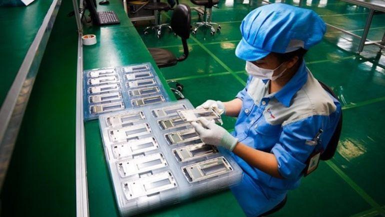 Xuất khẩu hàng điện thoại và linh kiện trong 7 tháng đạt 29,35 tỷ USD