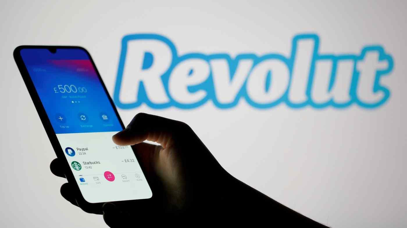 Revolut có trụ sở tại Anh là một trong những ngân hàng ảo đang lấn sân sang lĩnh vực của các tổ chức tài chính truyền thống. © Reuters