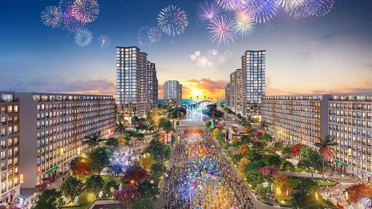 """Sun Grand Boulevard là dự án """"xông đất"""" Sầm Sơn của Sun Group"""