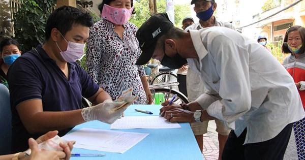 Tập trung hỗ trợ cho người dân, lao động trên nguyên tắc đảm bảo không ai bị thiếu đói.
