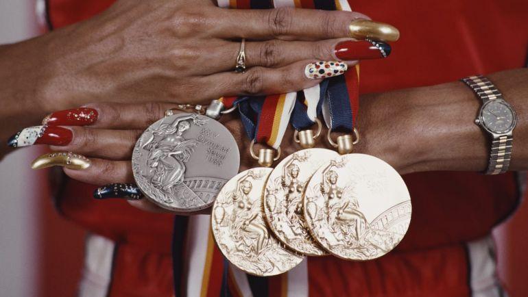 Nghệ thuật làm móng trở thành nghi thức làm đẹp tại Olympic