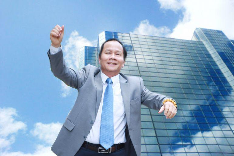 Doanh nhân Thái Vũ Hòe: Để thành công phải bắt kịp xu hướng.
