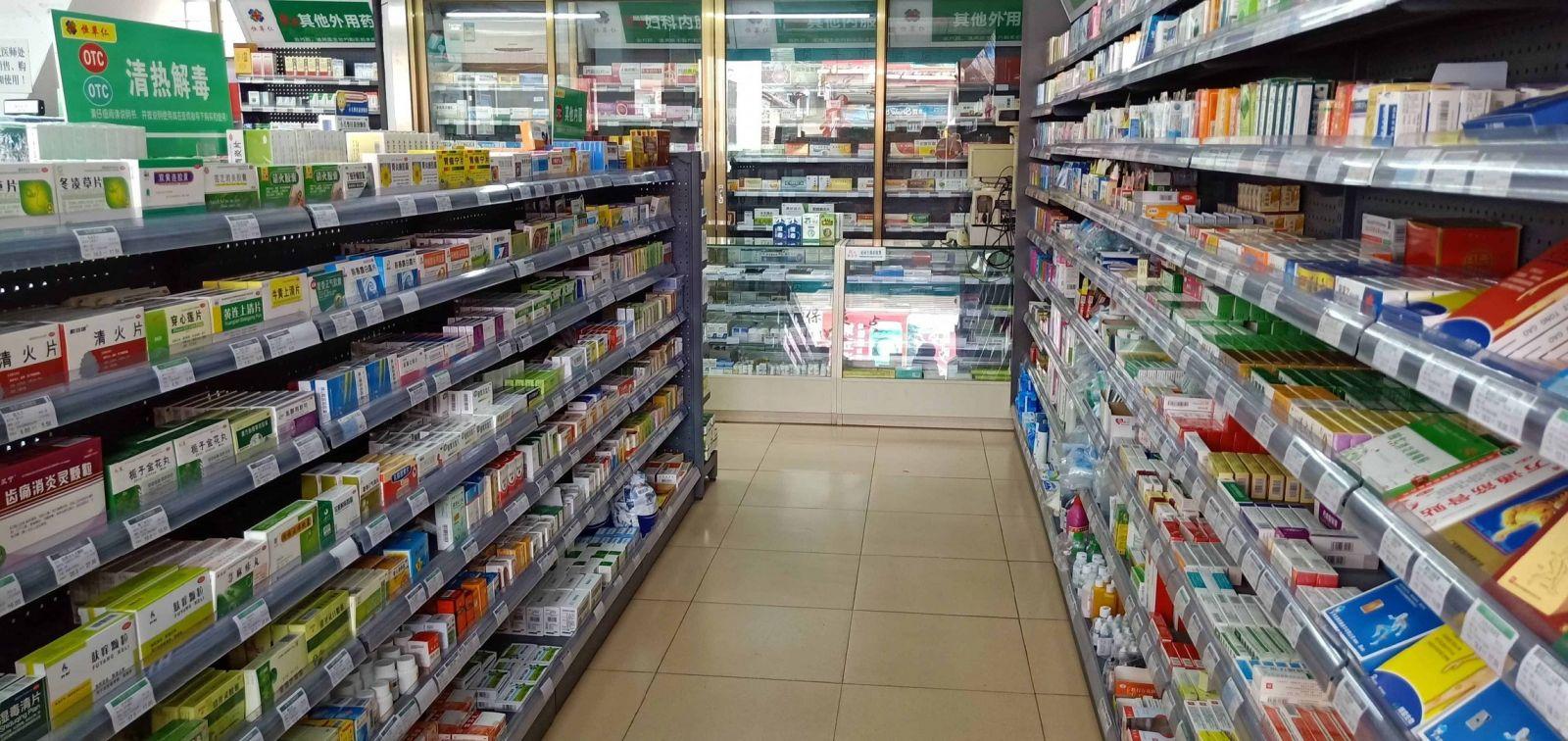 Bên trong một nhà thuốc Nhất Tâm Đường