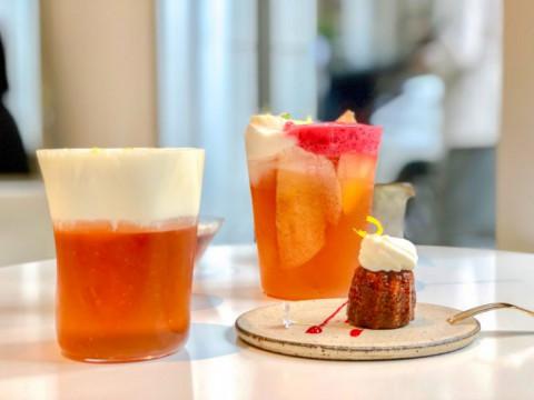 Trà Dessert - món tráng miệng bằng trà
