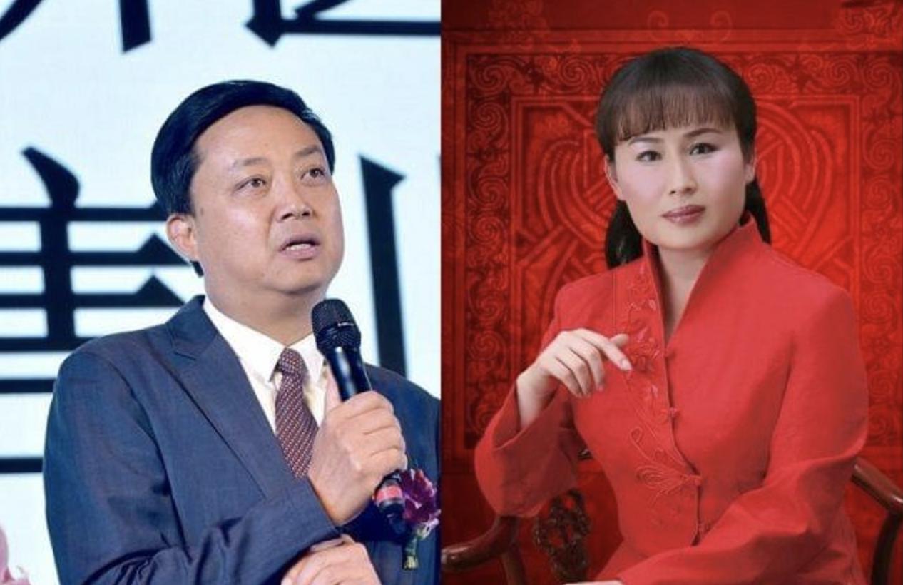 Ruan Hongxian và Liu Qiong