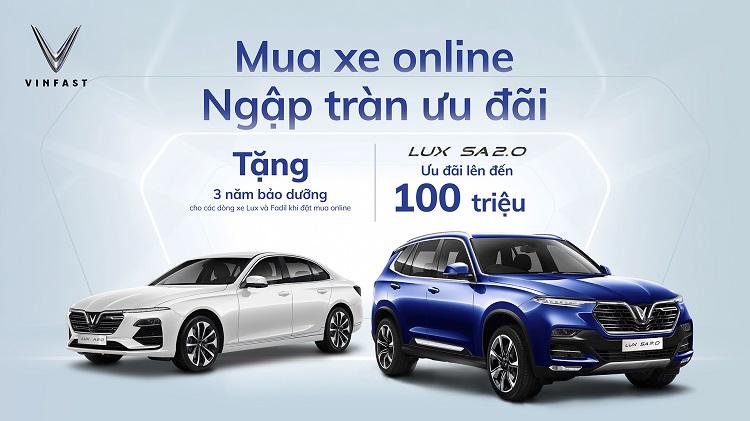Vinfat cung cấp giải pháp mua ô tô trực tuyến đầu tiên tại Việt Nam