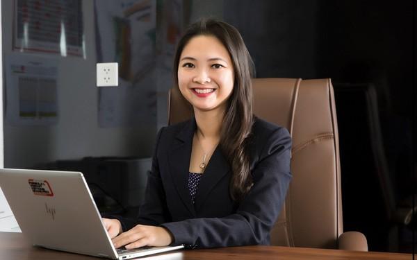 """Chân dung """"nữ tướng"""" 8X Lê Ngọc Chi được bổ nhiệm làm CEO công ty sản xuất vaccine của Vingroup"""