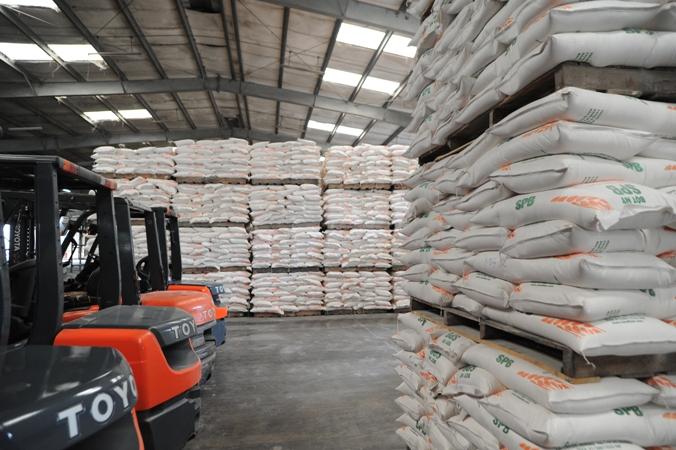 Đề nghị thanh, kiểm tra hoạt động sản xuất, kinh doanh phân bón, thức ăn chăn nuôi tại các tỉnh thành phía Nam