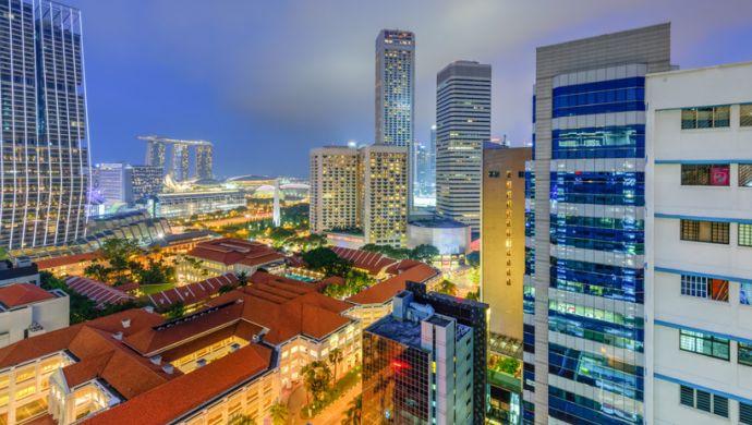 Singapore trên con đường trở thành Thung lũng Silicon Châu Á