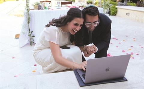 Xu hướng đám cưới online tránh COVID-19