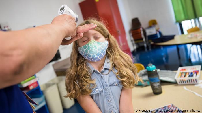 Mỹ cảnh báo lây nhiễm Covid kết hợp vi-rút hợp bào hô hấp ở trẻ em