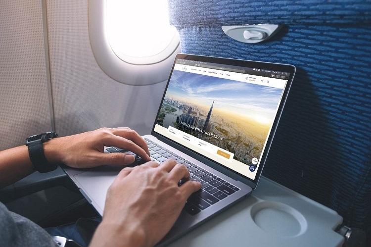 Vinhomes Online ứng dụng công nghệ cao, kết nối trực tiếp chủ đầu tư/tư vấn viên với khách (hình ảnh minh hoạ)