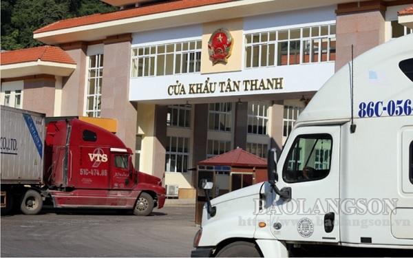 Doanh nghiệp cần biết: Phía Trung Quốc bất ngờ dừng hoạt động xuất nhập khẩu hàng tại cửa khẩu Tân Thanh