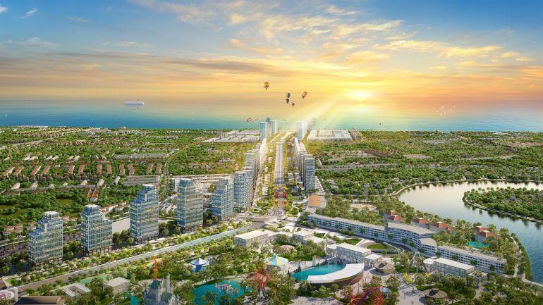 Sun Grand Boulevard và Sun World: Tọa độ thương mại - vui chơi - giải trí - nghỉ dưỡng bất tận