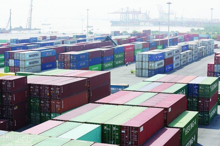 Đồng ý thủ tục rút gọn nhằm giải quyết tình trạng ùn tắc tại cảng biển do giãn cách xã hội