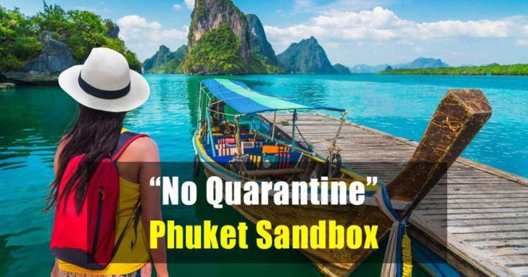 """""""Phuket Sandbox"""" của Thái Lan, tia hy vọng cho ngành du lịch châu Á"""