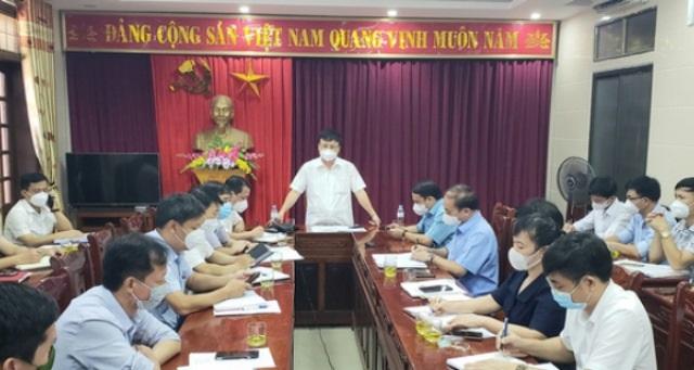 Nghệ An: Cách ly toàn bộ huyện Nghi Lộc theo Chỉ thị 16 từ 0h ngày 19/8 để chống dịch Covid- 19