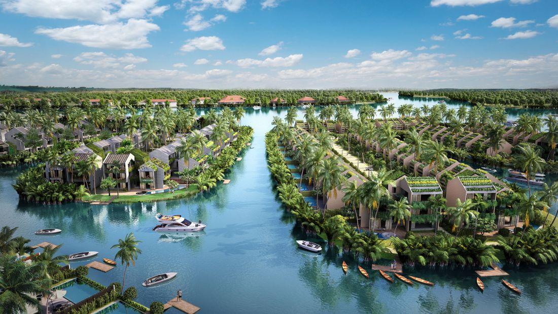 Một dự án khu đô thị, khu du lịch sinh thái tại thành phố Hội An, Quảng Nam
