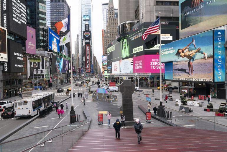 Doanh nghiệp và người dân New York chấp hành quy định tiêm chủng của thành phố