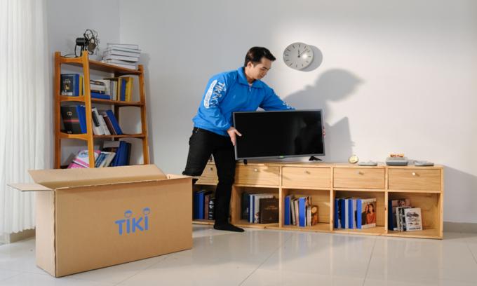 Tiki là một trong những người chơi chính trên thị trường thương mại điện tử Việt Nam