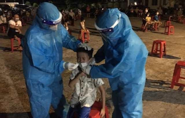 Nghệ An: Từ 12h hôm nay, huyện Hưng Nguyên cách ly xã hội theo Chỉ thị 16 để phòng, chống dịch Covid-19