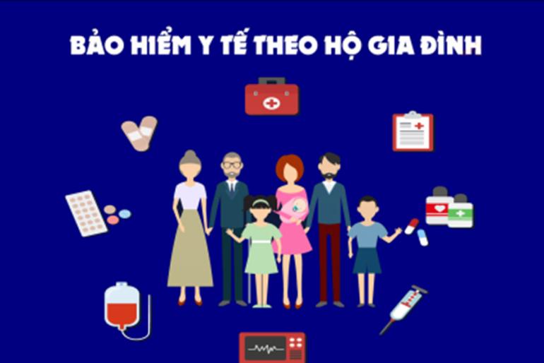 Thẻ bảo hiểm y tế hộ gia đình sẽ được gia hạn theo hình thức trực tuyến