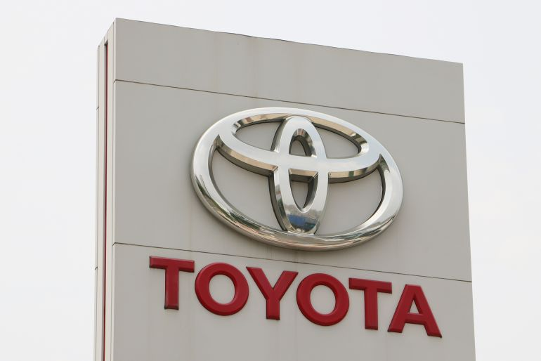 Toyota mạnh tay cắt giảm sản lượng quy mô lớn do căng thẳng chuỗi cung ứng