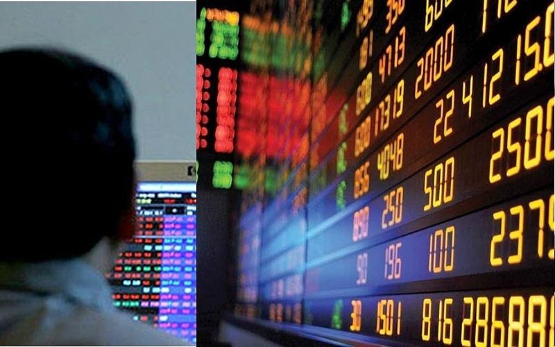 VN-Index lao dốc, thanh khoản tăng kỷ lục trên 46.000 tỷ đồng