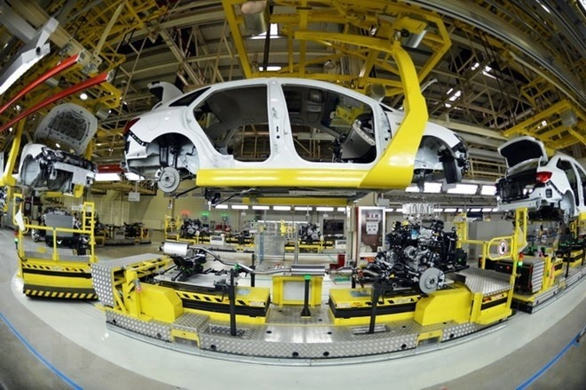 """""""Khủng hoảng"""" chip có thể khiến thế giới giảm 7,1 triệu chiếc ôtô"""