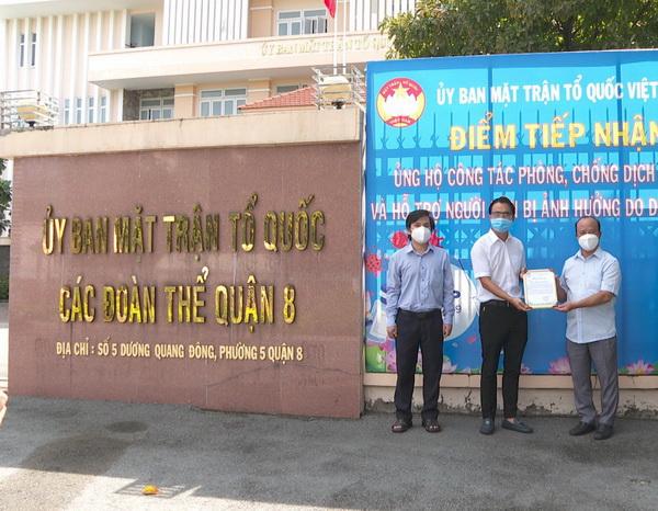 Natrumax và CLB Thiện nguyện Từ Tâm – Hưng Yên trao tặng 8 tấn gạo cho người dân gặp khó khăn vì Covid-19