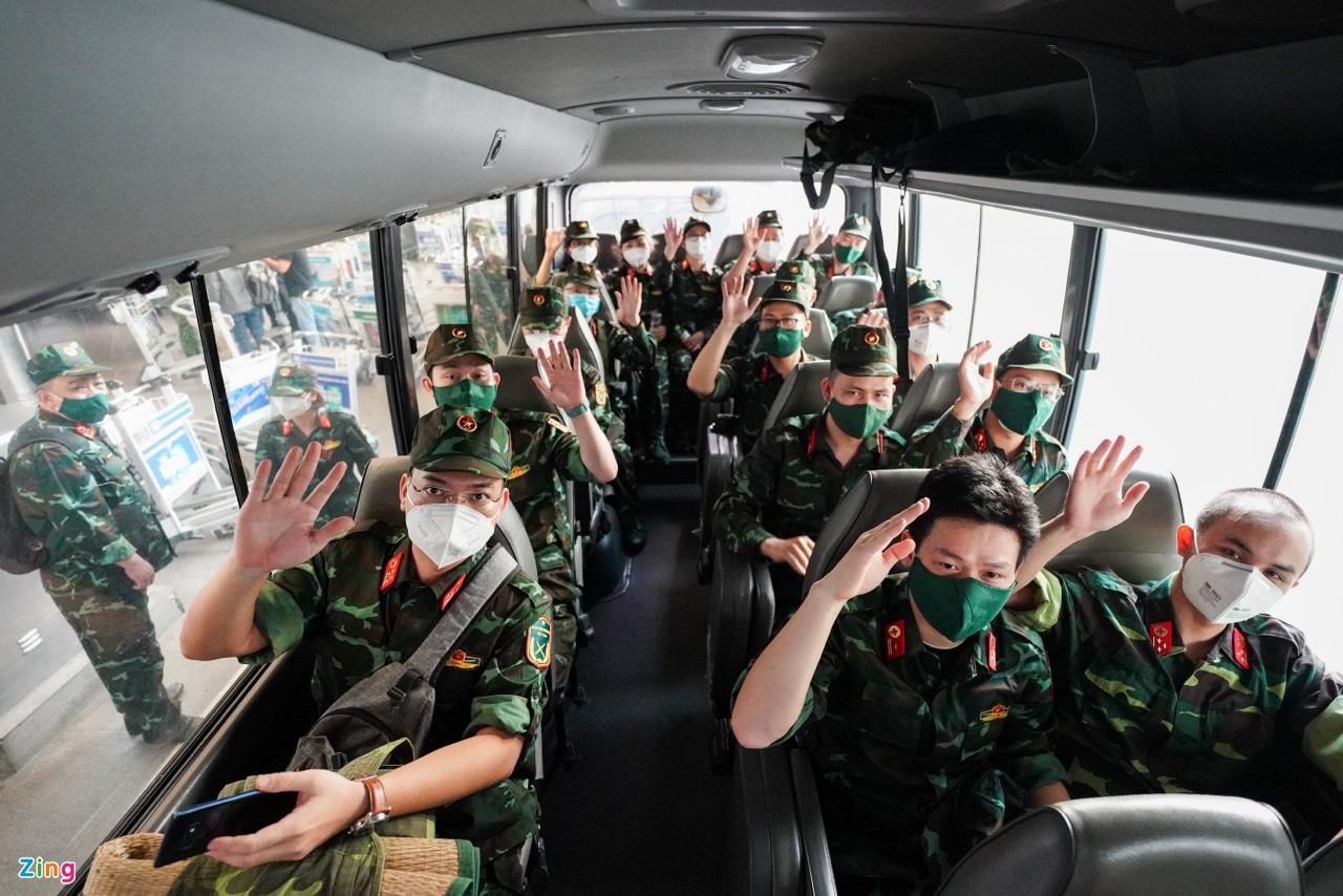 Quân đội sẵn sàng trước giờ siết chặt giãn cách tại TP.HCM