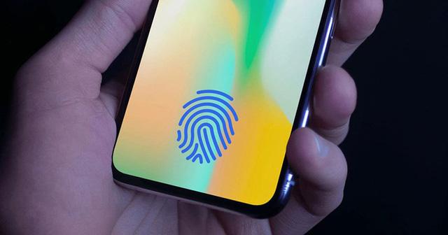 iPhone sắp triển khai Touch ID dưới màn hình