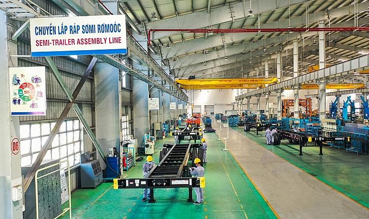 THACO AUTO ký kết xuất khẩu hơn 6.000 sơmi rơmoóc sang Mỹ