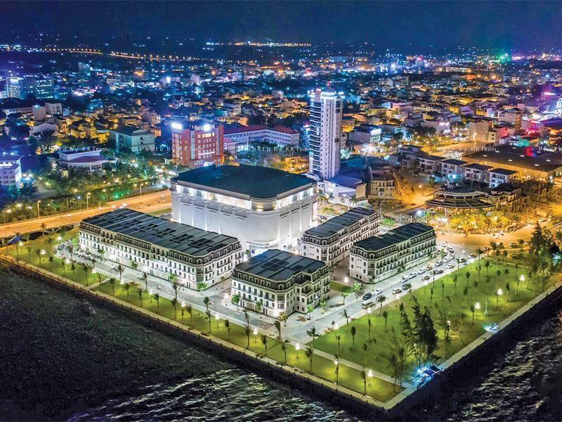 Thành phố biển Rạch Giá