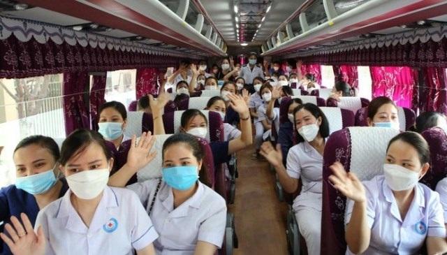 Nghệ An: Ghi nhận, biểu dương, tri ân đoàn công tác ngành y tế Hà Tĩnh