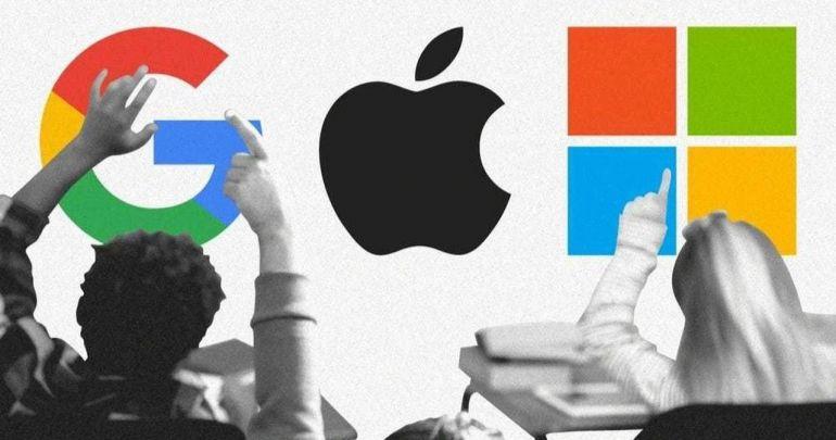 Google, Microsoft dự định chi hàng tỷ USD cho an ninh mạng sau cuộc gặp với Biden