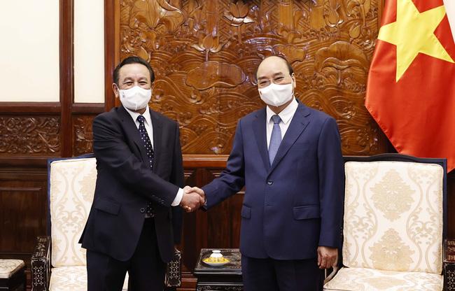 Chủ tịch nước: Quan hệ Việt Nam-Mông Cổ có những bước phát triển mới thực chất và hiệu quả