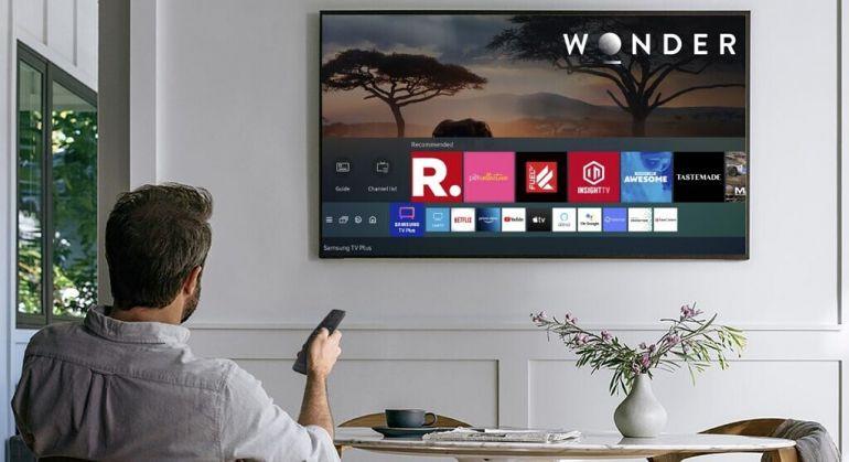 TV Samsung có tính năng chống trộm