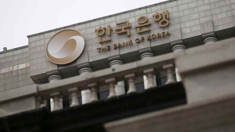 BOK trở thành ngân hàng trung ương lớn đầu tiên ở châu Á tăng lãi suất trong đại dịch