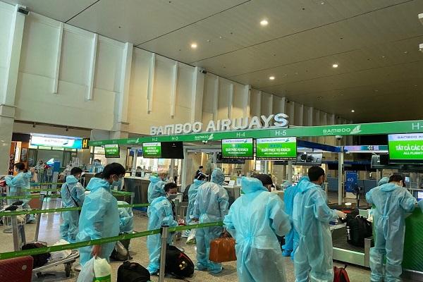 3 công dân Thanh Hóa trở về từ TP Hồ chí Minh mắc COVID-19