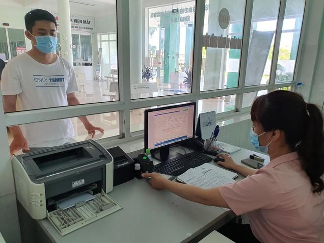 Người tham gia BHYT được sử dụng hình ảnh thẻ BHYT trên ứng dụng VssID trong KCB trên toàn quốc (nguồn: BHXH tỉnh Quảng Nam)