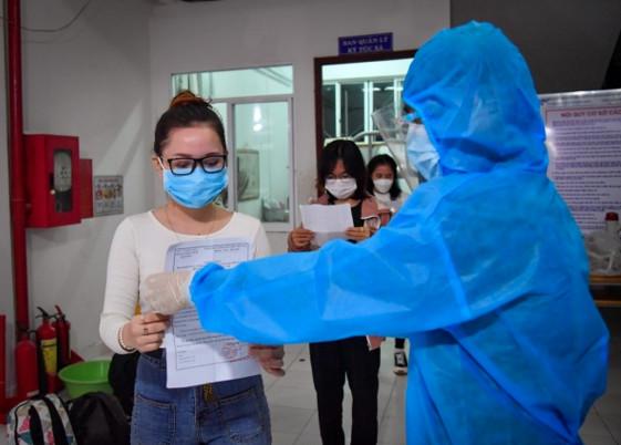 Kiên Giang: 368 công dân về từ TP.HCM hoàn thành cách ly tập trung