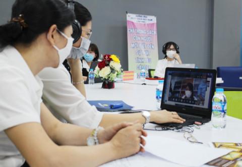 Phú Thọ: Kết nối việc làm hiệu quả cho người lao động trong mùa dịch COVID-19 qua sàn giao dịch trực tuyến