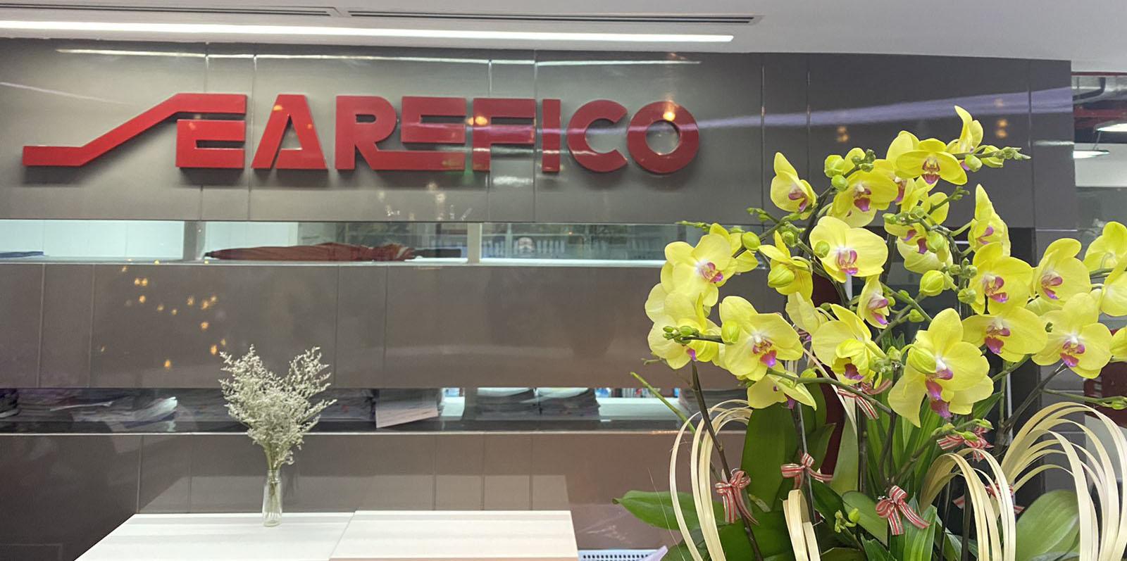 Searefico sẽ phát hành hơn 3 triệu cổ phiếu để trả cổ tức